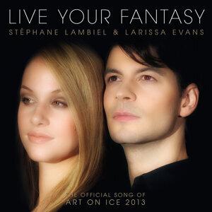 Stéphane Lambiel, Larissa Evans 歌手頭像