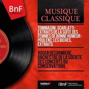 Roger Désormière, Orchestre de la Société des concerts du Conservatoire 歌手頭像