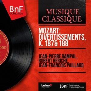 Jean-Pierre Rampal, Robert Hériché, Jean-François Paillard 歌手頭像