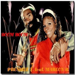 Preshuz T. & Marlon B. 歌手頭像