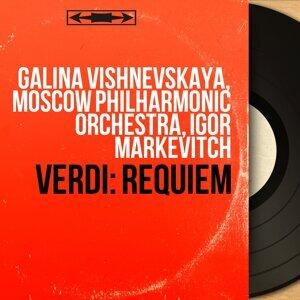Galina Vishnevskaya, Moscow Philharmonic Orchestra, Igor Markevitch 歌手頭像