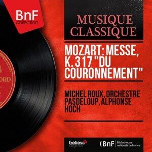 Michel Roux, Orchestre Pasdeloup, Alphonse Hoch 歌手頭像