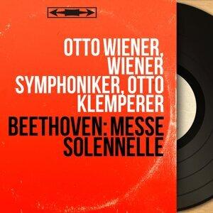 Otto Wiener, Wiener Symphoniker, Otto Klemperer 歌手頭像