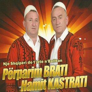Pëparim Brati, Hamit Kastrati 歌手頭像
