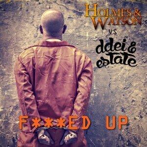 Holmes & Watson vs. DDei & Estate 歌手頭像