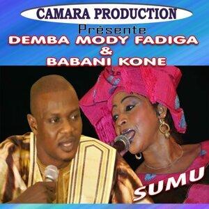 Demba Mody Fadiga 歌手頭像
