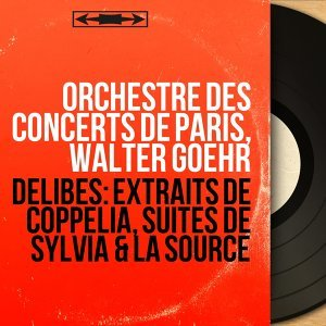 Orchestre des concerts de Paris, Walter Goehr 歌手頭像