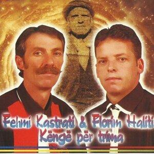 Fehmi Kastrati, Florim Haliti 歌手頭像