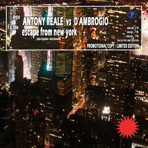 Antony Reale vs. D'Ambrogio 歌手頭像