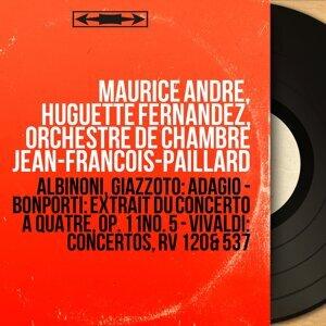 Maurice André, Huguette Fernandez, Orchestre de chambre Jean-François-Paillard 歌手頭像
