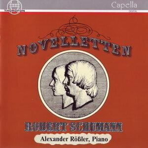 Alexander Rössler 歌手頭像