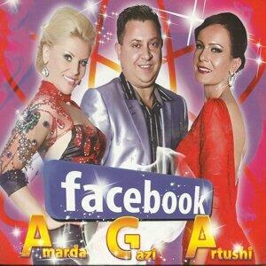 Amarda & Gazi & Artushi 歌手頭像