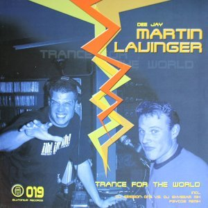 DJ Martin Lauinger 歌手頭像