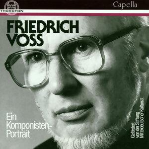 Friedrich Voss: Ein Komponistenportrait 歌手頭像