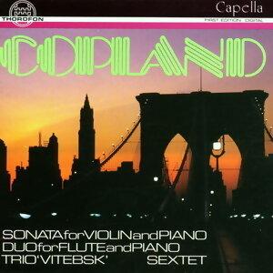 Aaron Copland: Kammermusik 歌手頭像
