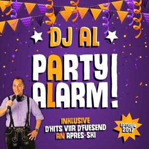 DJ AL 歌手頭像