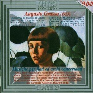 Orchestra Da Camera Di Genova, Antonio Plotino 歌手頭像