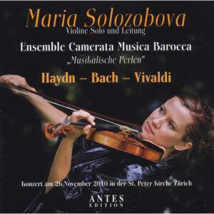 Maria Solozobova, Ensemble Camerata Music 歌手頭像