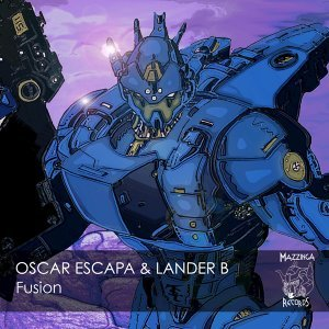 Oscar Escapa, Lander B 歌手頭像