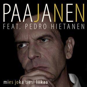 Paajanen feat. Pedro Hietanen 歌手頭像