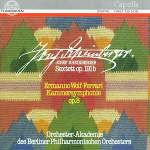 Orchester-Akademie des Berliner Philharmonischen Orchesters, Horst Göbel 歌手頭像