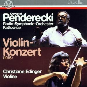 RSO Kattowitz, Christiane Edinger 歌手頭像