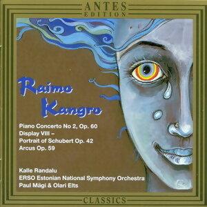 ERSO Estonian National Symphony Orchestra, Kalle Randalu, Paul Maegi, Olari Elts 歌手頭像