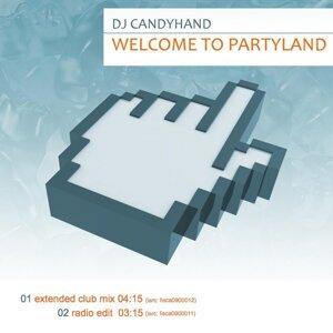 DJ Candyhand 歌手頭像