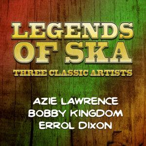 Bobby Kingdom, Azie Lawrence, Errol Dixon 歌手頭像