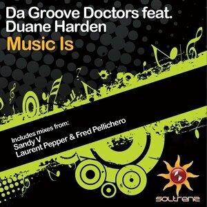 Da Groove Doctors Feat. Duane Harden 歌手頭像