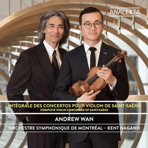Andrew Wan, Orchestre Symphonique de Montréal, Kent Nagano 歌手頭像
