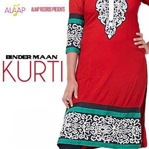 Binder Maan 歌手頭像