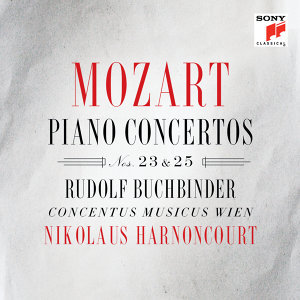 Nikolaus Harnoncourt & Rudolf Buchbinder 歌手頭像