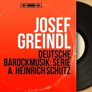 Josef Greindl 歌手頭像