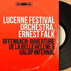 Lucerne Festival Orchestra, Ernest Falk 歌手頭像