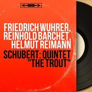 Friedrich Wührer, Reinhold Barchet, Helmut Reimann, Barchet-Quartett 歌手頭像