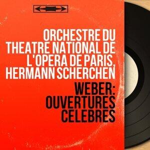 Orchestre du Théâtre national de l'Opéra de Paris, Hermann Scherchen 歌手頭像