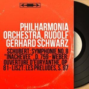 Philharmonia Orchestra, Rudolf Gerhard Schwarz 歌手頭像