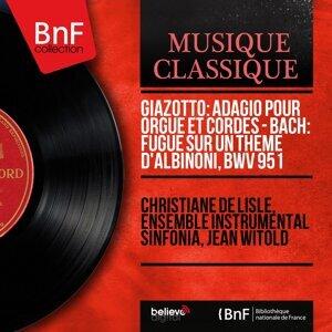 Christiane de Lisle, Ensemble instrumental Sinfonia, Jean Witold 歌手頭像