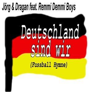 Jörg und Dragan (Die Autohändler) & Remmi Demmi Boys