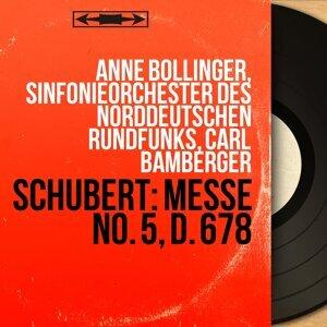 Anne Bollinger, Sinfonieorchester des Norddeutschen Rundfunks, Carl Bamberger 歌手頭像