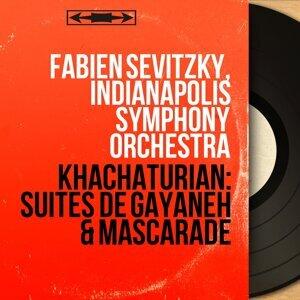 Fabien Sevitzky, Indianapolis Symphony Orchestra 歌手頭像
