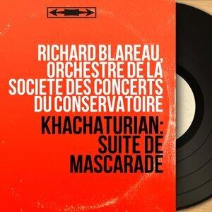 Richard Blareau, Orchestre de la Société des concerts du Conservatoire 歌手頭像
