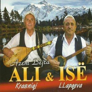 Ali Krasniqi, Isë Llapqeva 歌手頭像