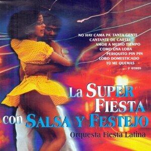 Orquesta Fiesta Latina 歌手頭像