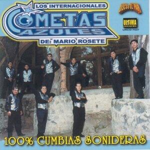 Los Internacionales Cometas Azules De Mario Rosete 歌手頭像