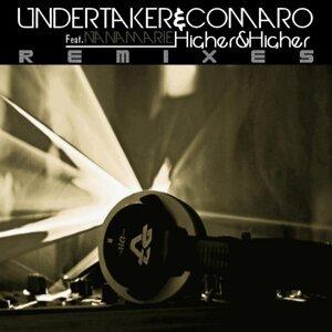 Comaro & Undertaker feat. Nanamarie アーティスト写真