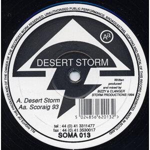 Desert Storm 歌手頭像