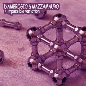 D'Ambrogio & Mazzamauro アーティスト写真