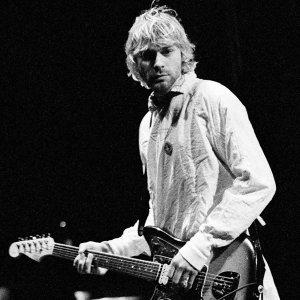 Kurt Cobain 歌手頭像